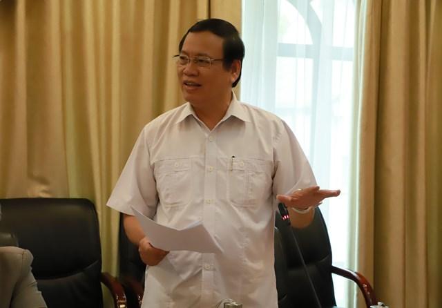 Đẩy mạnh cải cách hành chính trong cơ quan UBTƯ MTTQ Việt Nam - 1