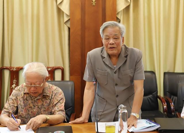 Đẩy mạnh cải cách hành chính trong cơ quan UBTƯ MTTQ Việt Nam - 2