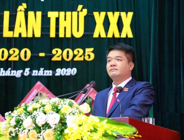 Hà Tĩnh: Đại hội Đảng bộ cấp huyện đầu tiên, bầu trực tiếp chức danh Bí thư Huyện ủy