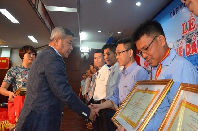 Bế mạc và trao giải Hội thi tay nghề Dầu khí lần thứ VI năm 2019 - 3