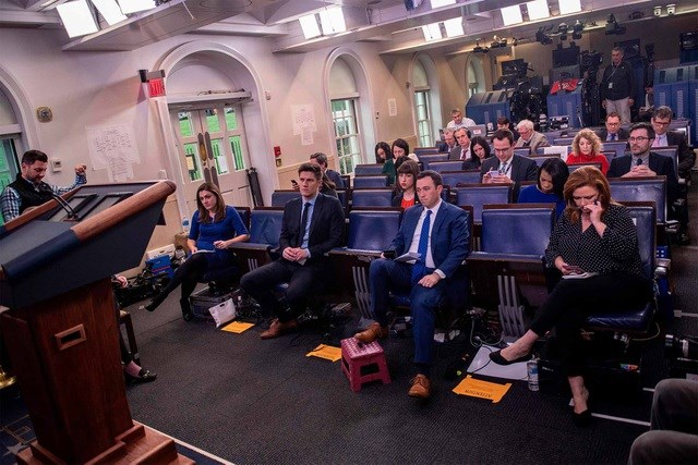 Mỹ sẽ 'siết' thêm 4 cơ quan truyền thông lớn của Trung Quốc