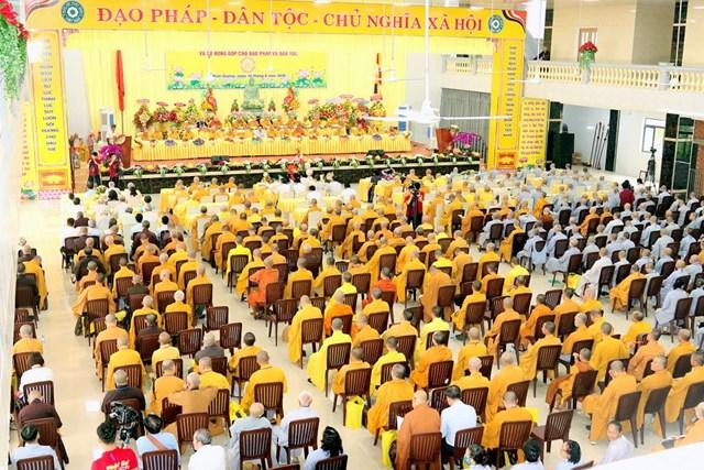Hội thảo khoa học 'Lịch sử hình thành Giáo hội Phật giáo Cổ truyền Việt Nam'