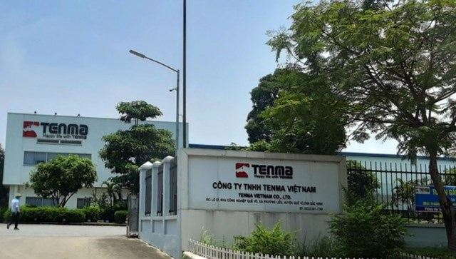 Nghi án Tenma hối lộ: Cục Thuế Bắc Ninh nói 'không nhận bất cứ lợi ích gì!'