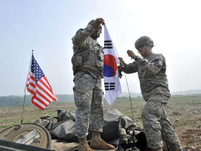 SMA có cứu được liên minh Mỹ - Hàn?