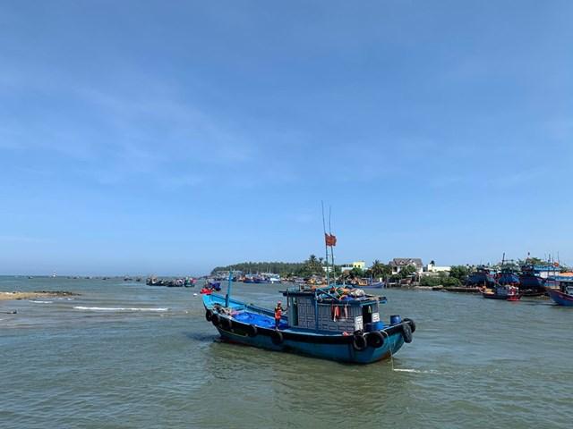 Xử phạt một chủ tàu cá Quảng Ngãi hơn 900 triệu đồng
