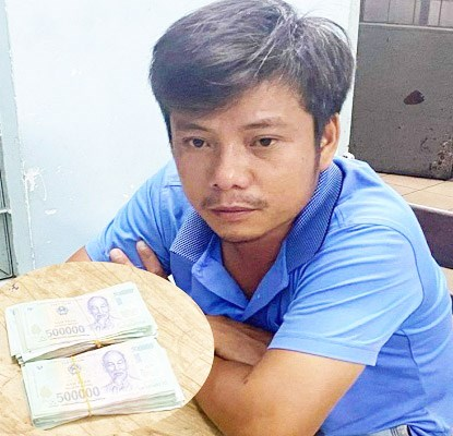 Đà Nẵng: Bắt giữ đối tượng trộm 100 triệu đồng trong xe ô tô