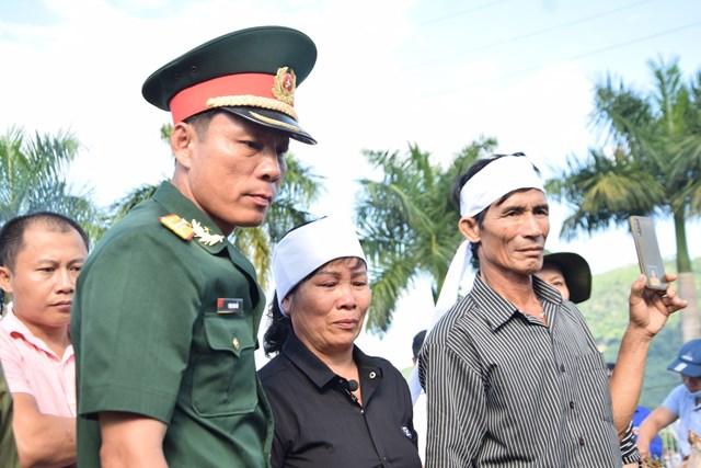 Quảng Nam: Tổ chức Lễ truy điệu và an táng hài cốt 17 liệt sỹ đặc công - 1
