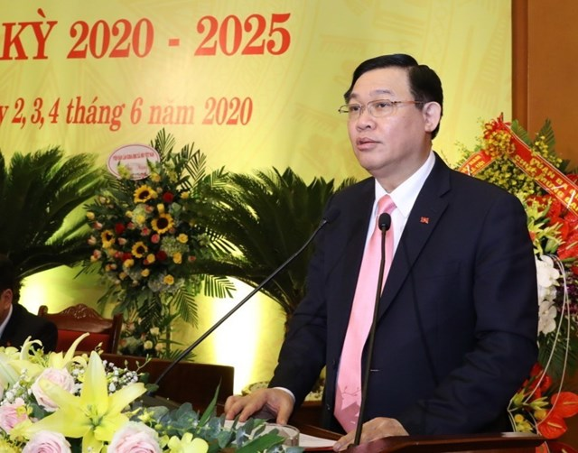 Đại hội Đảng quận Ba Đình - đại hội điểm cấp quận đầu tiên của TP Hà Nội - 1