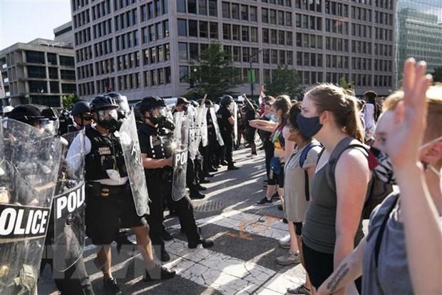 Washington duy trì lệnh giới nghiêm nhằm ngăn chặn biểu tình
