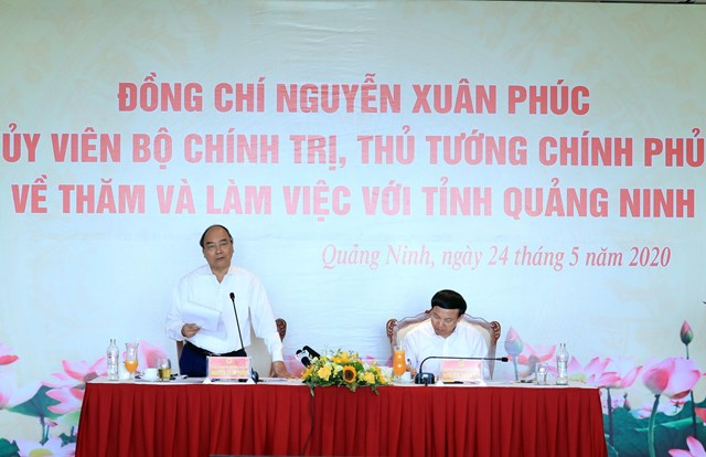 'Quảng Ninh cần chiến lược phát triển kinh tế du lịch mũi nhọn'
