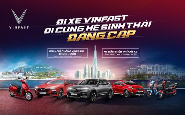 Kỷ niệm 1 năm ra đời dòng xe Lux, VinFast công bố chương trình đặc biệt tri ân khách hàng