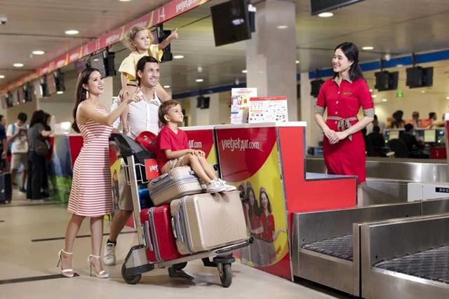Chào mừng ngày Quốc tế Thiếu nhi 1/6, Vietjet ưu đãi giá vé chỉ từ 1.600 đồng - 4