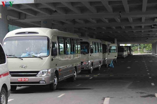 344 công dân Việt Nam từ Singapore về sân bay Cần Thơ - 10