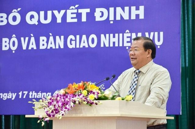 Quảng Ngãi chỉ định người xử lý công việc thay ông Trần Ngọc Căng