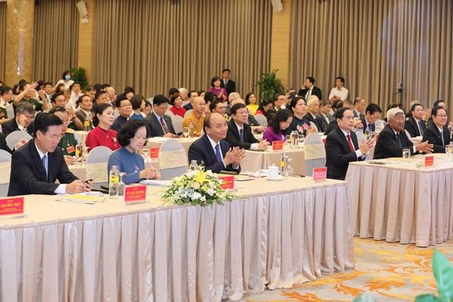 Các đại biểu dự Đại hội.