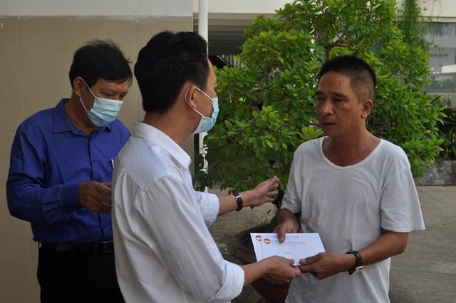 Các nạn nhân gửi lời cảm ơn sự quan tâm của cấp ủy, chính quyền, Mặt trận các cấp.