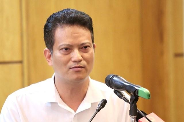 Nguyễn Xuân Hải thông tin về ĐTM khu đô thị lấn biển Cần Giờ