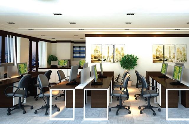 Những văn phòng tại các quận xa trung tâm được nhiều doanh nghiệp hướng tới