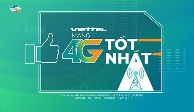 Mạng 4G của Viettel có tốc độ tốt nhất Việt Nam - Ảnh 1