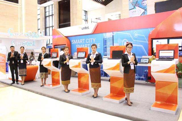 Viettel tại Lào giành giải thưởng quốc tế nhờ hỗ trợ chính phủ thúc đẩy quá trình chuyển đổi số - Ảnh 1