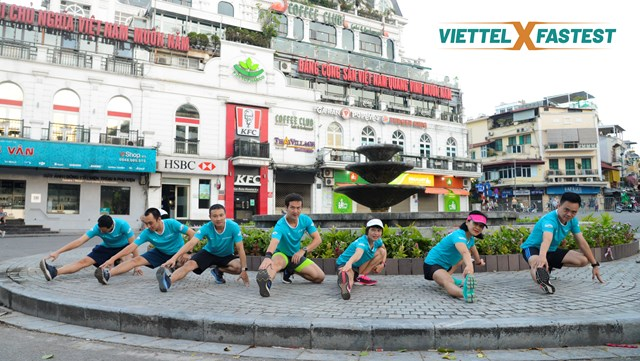 Phát động giải chạy Viettel Fastest 2020 ủng hộ chương trình 'Trái tim cho em' - Ảnh 3