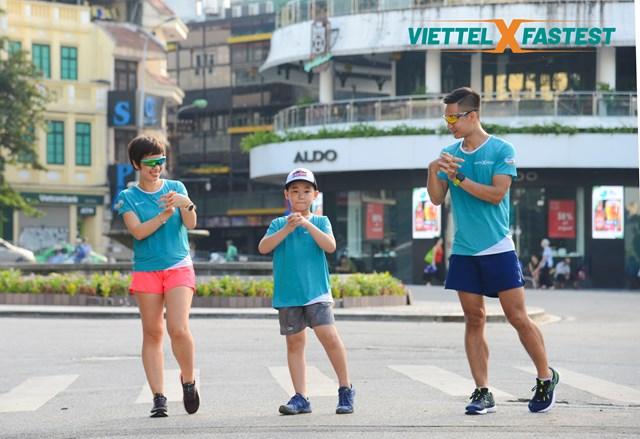 Phát động giải chạy Viettel Fastest 2020 ủng hộ chương trình 'Trái tim cho em' - Ảnh 4