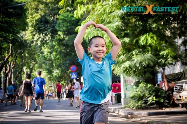 Phát động giải chạy Viettel Fastest 2020 ủng hộ chương trình 'Trái tim cho em' - Ảnh 5