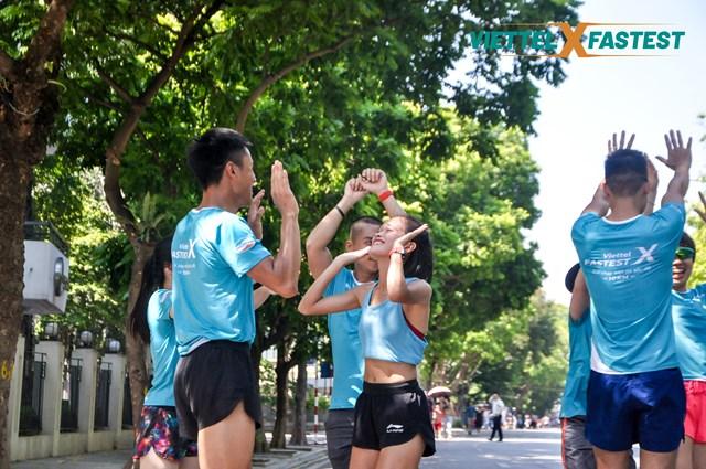 Phát động giải chạy Viettel Fastest 2020 ủng hộ chương trình 'Trái tim cho em' - Ảnh 7