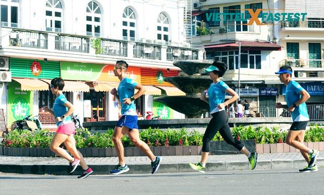 Phát động giải chạy Viettel Fastest 2020 ủng hộ chương trình 'Trái tim cho em' - Ảnh 1