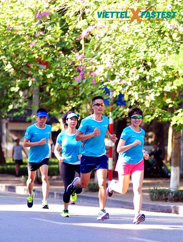 Phát động giải chạy Viettel Fastest 2020 ủng hộ chương trình 'Trái tim cho em' - Ảnh 9