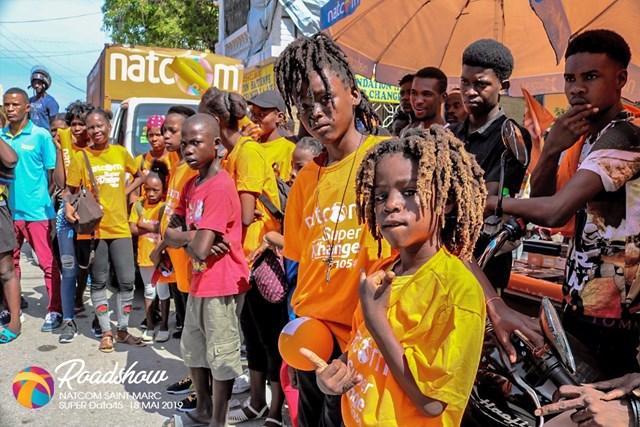 Quan chức chính phủ Haiti đánh giá Natcom rất cao.