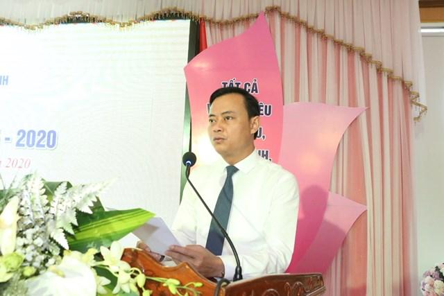 Chủ tịchỦy ban MTTQ Việt Nam tỉnh Hà Tĩnh phátđộng phong trào thiđua giaiđoạn 2020-2025.