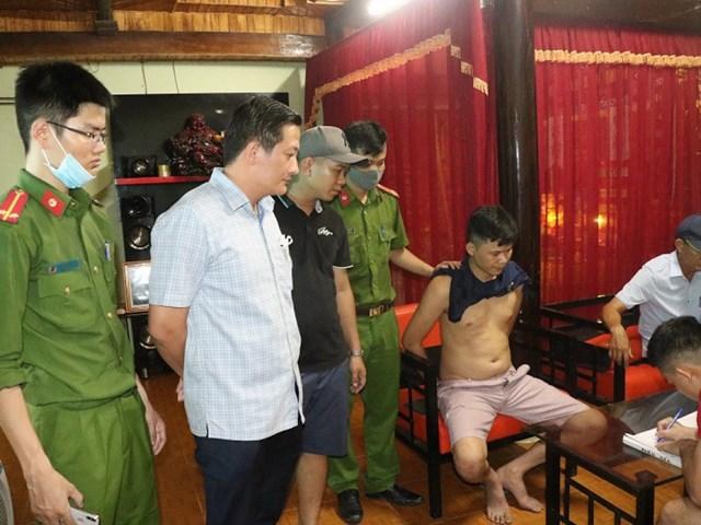 Trùm ma túy ở thành phố Hà Tĩnh sa lưới.