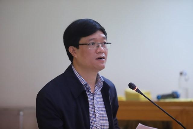 Ông Nguyễn Bá Đức, Phó Giám đốc Sở NN-PTNT Hà Tĩnh