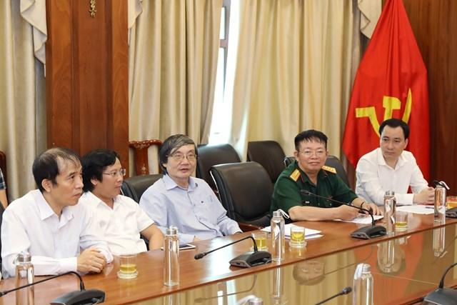 Trung ương MTTQ Việt Nam chúc mừng ngày Báo chí cách mạng Việt Nam - Ảnh 1