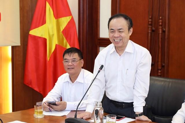 Trung ương MTTQ Việt Nam chúc mừng ngày Báo chí cách mạng Việt Nam - Ảnh 2