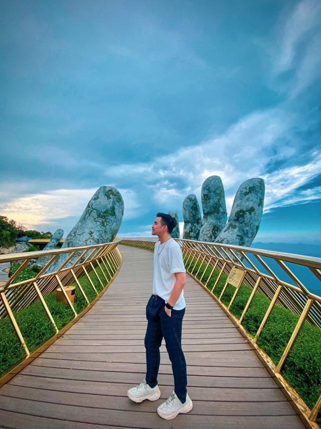 Blogger du lịch nổi tiếng gợi ý 5 điểm sống ảo tuyệt vời ở Bà Nà - Ảnh 1