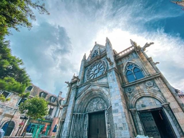 Blogger du lịch nổi tiếng gợi ý 5 điểm sống ảo tuyệt vời ở Bà Nà - Ảnh 2