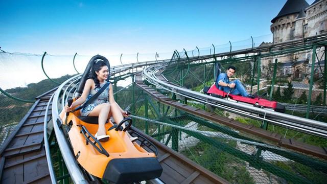 Blogger du lịch nổi tiếng gợi ý 5 điểm sống ảo tuyệt vời ở Bà Nà - Ảnh 7