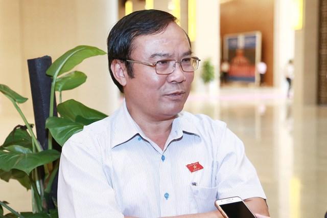 Ông Nguyễn Bá Sơn. Ảnh: Quang Vinh.