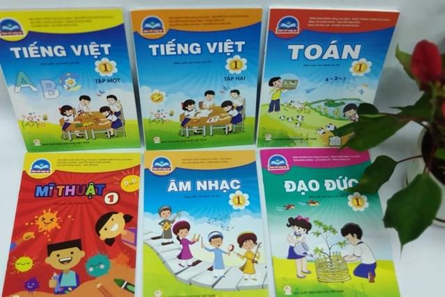 TP Hồ Chí Minh: Nhiều trường chọn bộ SGK 'Chân trời sáng tạo' - Ảnh 1
