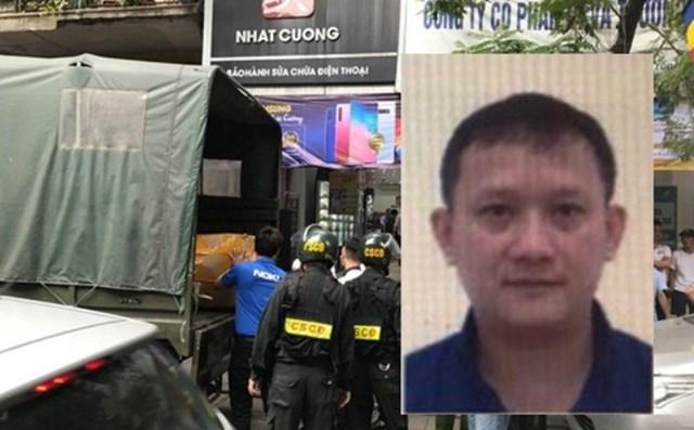 Đối tượng Bùi Quang Huy vẫn đang trốn lệnh truy nã.