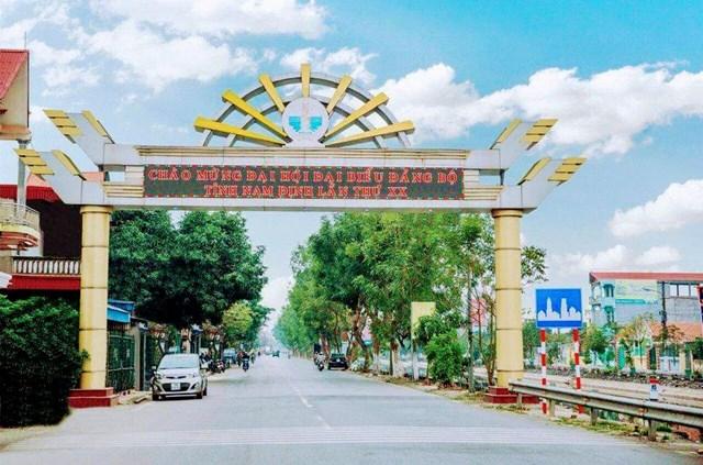 Thị trấn Liễu Đề-Huyện Nghĩa Hưng.