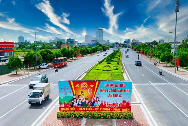 Bộ Chính trị, Ban Bí thư Trung ương Đảng tin tưởng Nam Định nhất định sẽ hoàn thành thắng lợi Nghị quyết Đại hội Đảng bộ tỉnh lần thứ 20