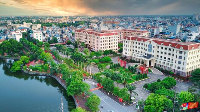 Trụ sở Tỉnh ủy, UBND tỉnh Nam Định