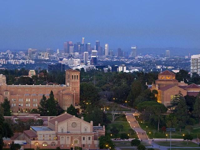 Đại học bang California, phân viện Los Angeles. Ảnh: Los Angeles Times.