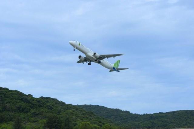 Sau gần 2 năm đi vào hoạt động, Bamboo Airways đã thực hiện gần 40.000 chuyến bay an toàn tuyệt đối 100%.