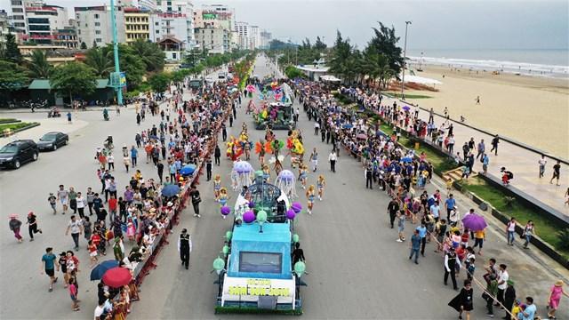 Carnival đường phố sẽ khuấy động Lễ hội Du lịch Biển Sầm Sơn 2020  - Ảnh 1