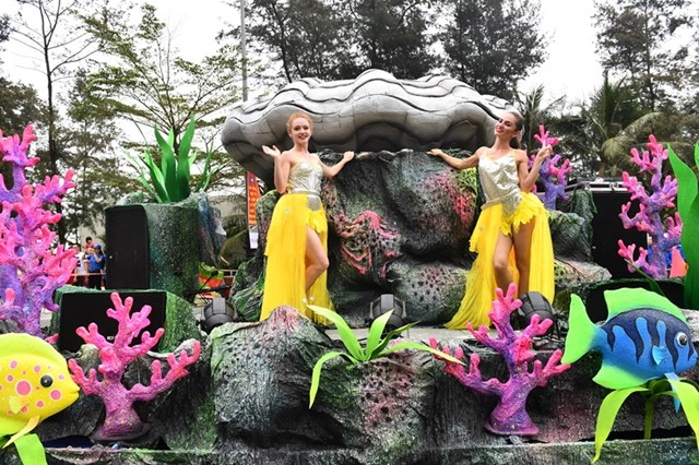Carnival đường phố sẽ khuấy động Lễ hội Du lịch Biển Sầm Sơn 2020  - Ảnh 2