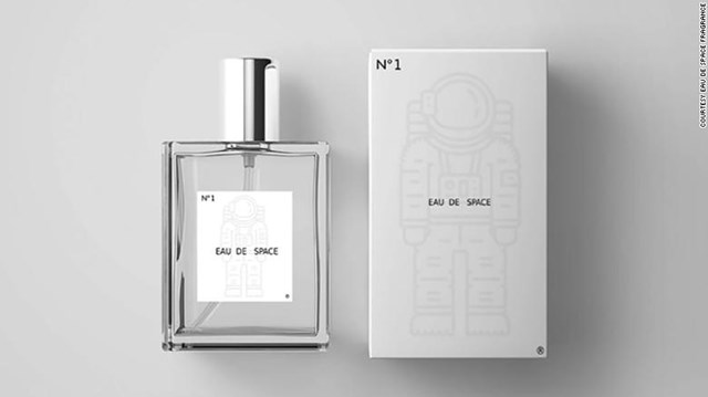 Không gian vũ trụ có mùi hương như thế nào?